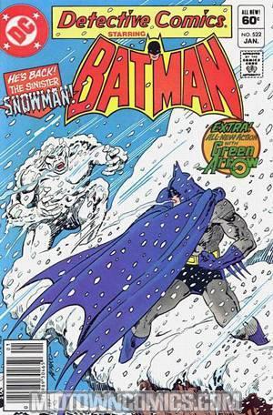 Detective Comics #522