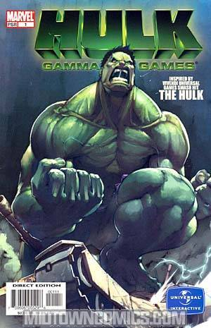 Hulk Gamma Games #1