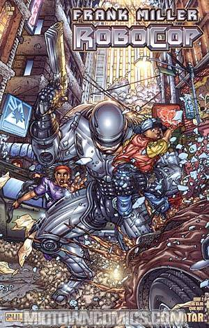 Robocop (Frank Millers) #2 Cover D Civic Duty Edition