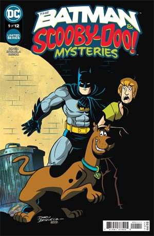 The Batman & Scooby-Doo! Mysteries