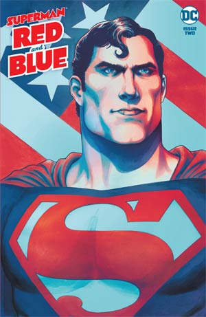 Superman Red & Blue