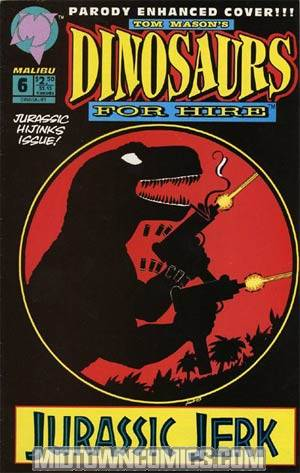 Dinosaurs For Hire Vol 2 #6
