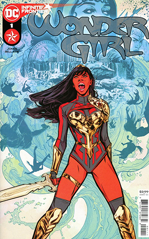 Wonder Girl Vol 2 #1 Cover A Regular Joelle Jones Cover