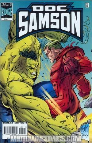 Doc Samson #1