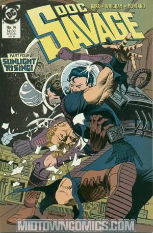 Doc Savage Vol 3 #14