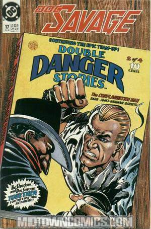 Doc Savage Vol 3 #17
