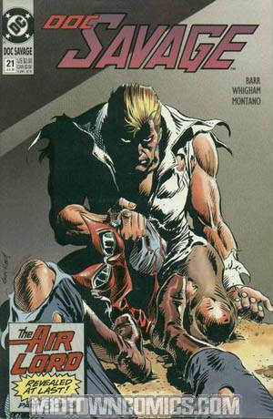 Doc Savage Vol 3 #21