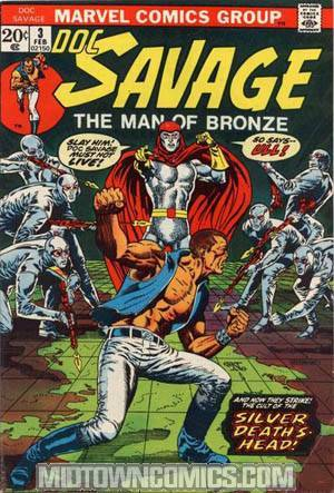 Doc Savage #3