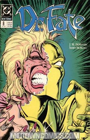 Doctor Fate Vol 2 #8