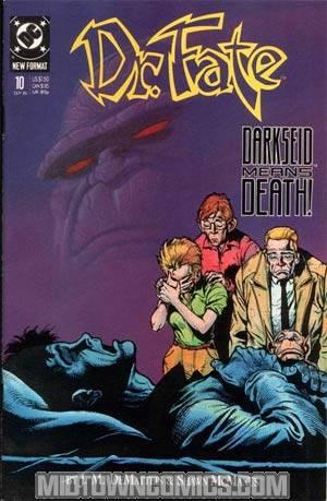 Doctor Fate Vol 2 #10