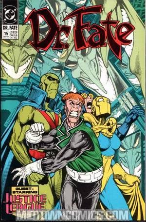 Doctor Fate Vol 2 #15