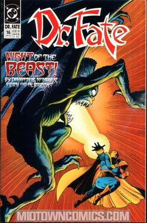 Doctor Fate Vol 2 #16