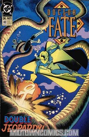 Doctor Fate Vol 2 #40