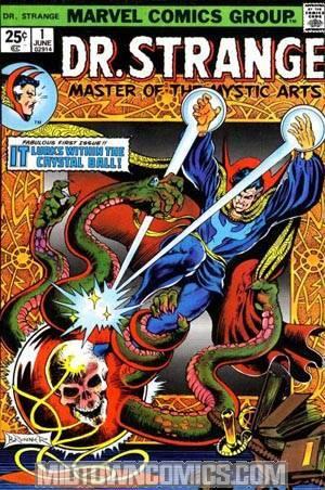 Doctor Strange Vol 2 #1