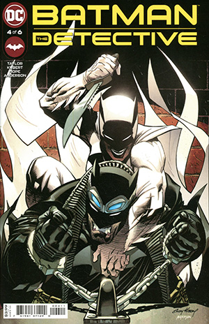 Batman The Detective #4 Cover A Regular Andy Kubert Cover