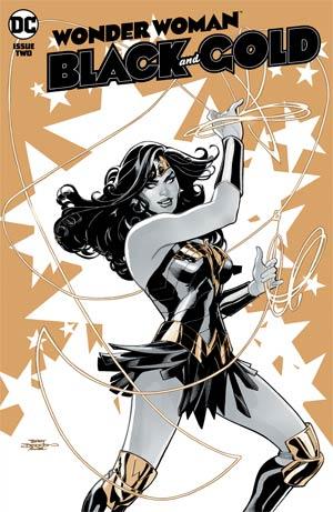 Wonder Woman: Black & Gold