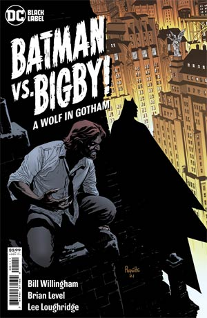Batman vs. Bigby
