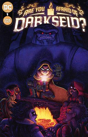 Are You Afraid of Darkseid