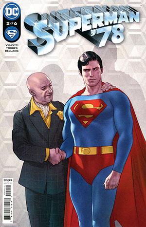 Batman '89 and Superman '78
