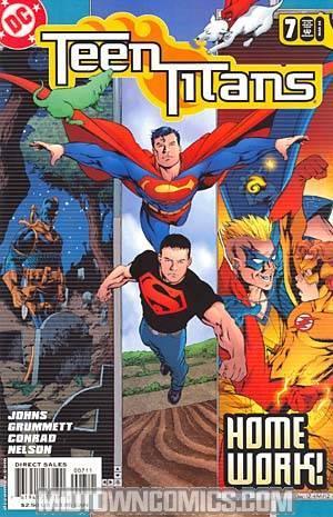 Teen Titans Vol 3 #7