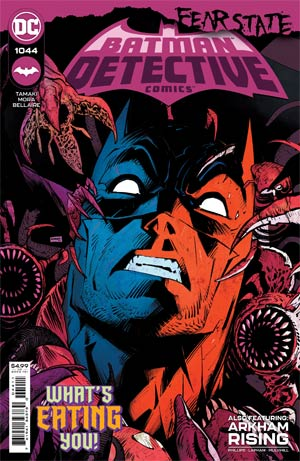Detective Comics Vol 2 #1044 Cover A Regular Dan Mora Cover (Fear State Tie-In)