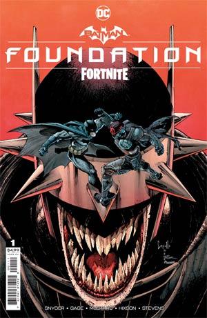 Batman: Fortnite Foundation