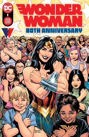 Wonder Woman: The 80th Anniversary Special