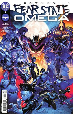 Batman: Fear State: Omega
