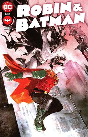Robin & Batman