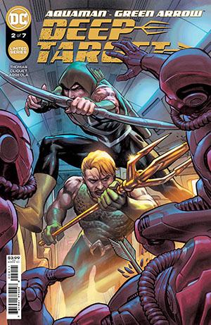 Aquaman/Green Arrow: Deep Target