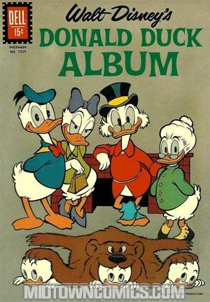 Four Color #1239 - Donald Duck Album