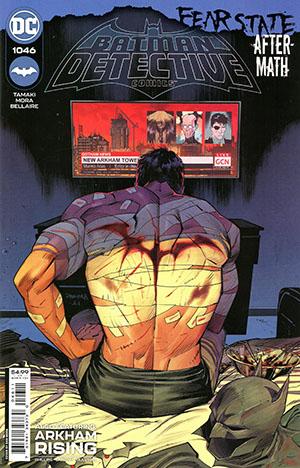 Detective Comics Vol 2 #1046 Cover A Regular Dan Mora Cover