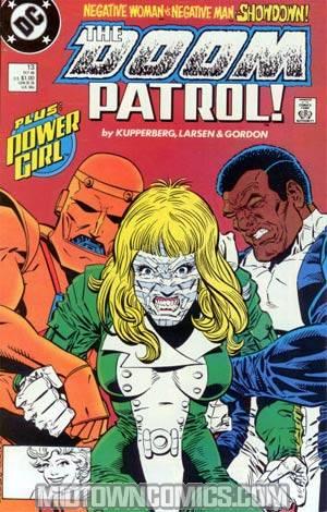 Doom Patrol Vol 2 #13
