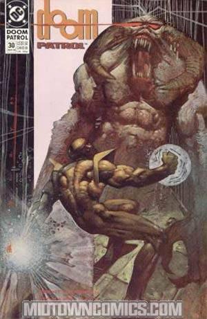 Doom Patrol Vol 2 #30