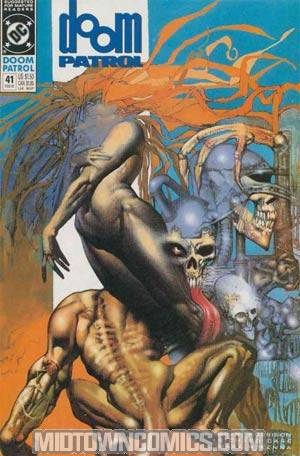 Doom Patrol Vol 2 #41