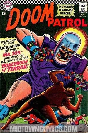 Doom Patrol Vol 1 #105