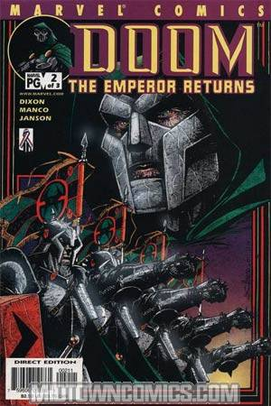Doom The Emperor Returns #2