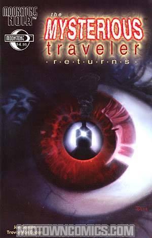 Moonstone Mysterious Traveler Returns