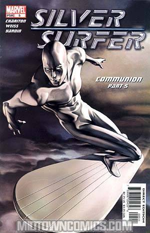 Silver Surfer Vol 4 #5