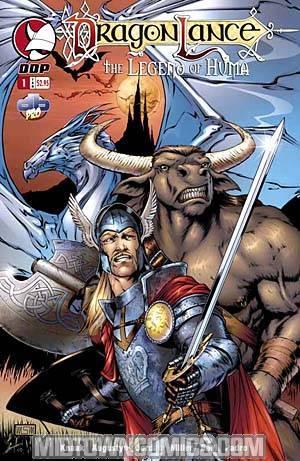 Dragonlance The Legend Of Huma #1 Miller Cvr