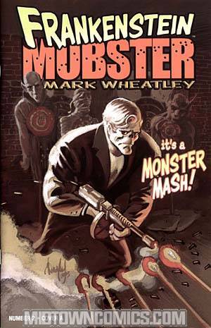 Frankenstein Mobster #2 Cvr A Wheatley