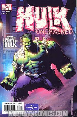 Hulk Unchained #2