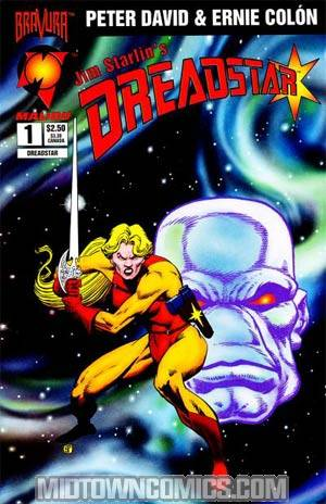 Dreadstar Vol 2 #1