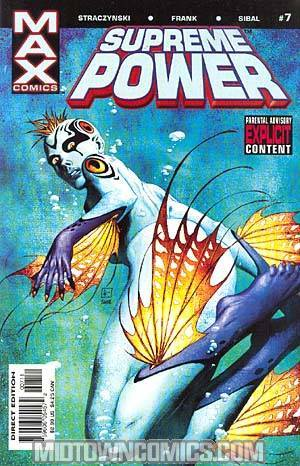 Supreme Power #7