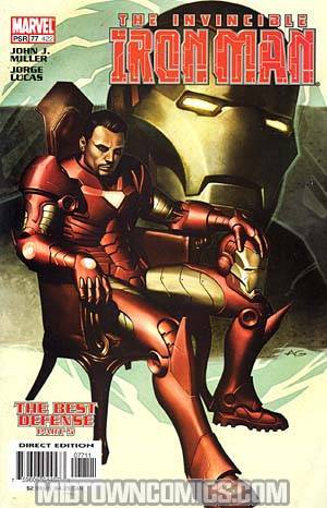 Iron Man Vol 3 #77