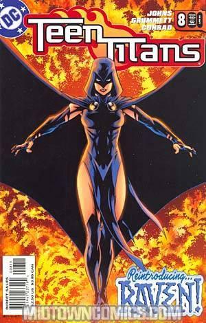 Teen Titans Vol 3 #8