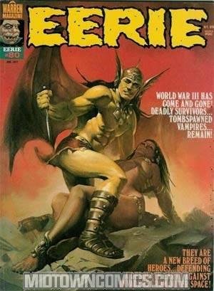 Eerie Magazine #80