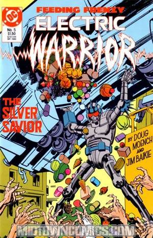 Electric Warrior #5