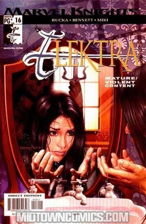 Elektra Vol 2 #16