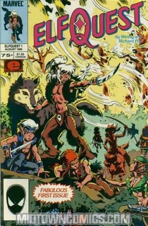 Elfquest Reprint #1